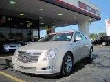 2009 Gold Mist Cadillac CTS Sedan #28802321