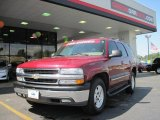 2004 Sport Red Metallic Chevrolet Tahoe LT #28802322