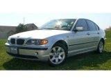 2004 Titanium Silver Metallic BMW 3 Series 325i Sedan #28801870