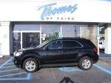 2010 Black Chevrolet Equinox LT #28802491
