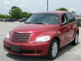2007 Inferno Red Crystal Pearl Chrysler PT Cruiser Touring #28801996
