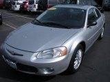 2003 Bright Silver Metallic Chrysler Sebring LXi Sedan #28802153