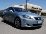 2008 Breakwater Blue Metallic Lexus IS 250 #28802680