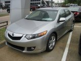 2010 Palladium Metallic Acura TSX Sedan #28802347