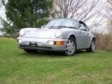 1989 Porsche 911 Silver Metallic