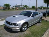 2009 Brilliant Silver Metallic Ford Mustang GT Premium Coupe #28802516