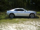 2010 Silver Ice Metallic Chevrolet Camaro LT/RS Coupe #28802374