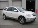 2009 White Diamond Tricoat Buick Enclave CXL AWD #28801899