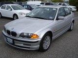 1999 Titanium Silver Metallic BMW 3 Series 328i Sedan #28802033