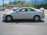 2009 Gold Mist Cadillac CTS Sedan #28802734