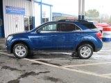 2010 Navy Blue Metallic Chevrolet Equinox LT #28802742