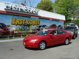 2008 Barcelona Red Metallic Toyota Camry LE V6 #28802053