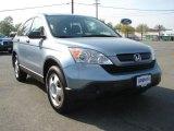 2008 Glacier Blue Metallic Honda CR-V LX 4WD #28802777