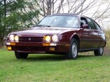 Citroen CX 1988 Data, Info and Specs