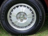 Citroen CX Wheels and Tires