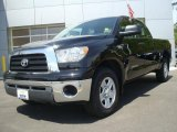 2008 Black Toyota Tundra SR5 Double Cab 4x4 #28874648