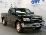 2001 Toyota Tundra Limited Extended Cab Data, Info and Specs