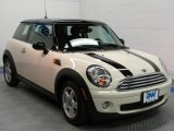 2007 Pepper White Mini Cooper Hardtop #28875133