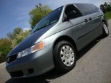 2001 Granite Green Honda Odyssey LX #28874504