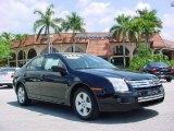 2008 Black Ebony Ford Fusion SE #28874684
