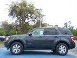 2010 Ford Escape Black Pearl Slate Metallic