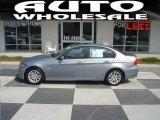 2007 Space Gray Metallic BMW 3 Series 328i Sedan #28875041