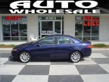 2008 Royal Blue Pearl Acura TSX Sedan #28875051