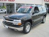 2005 Black Chevrolet Tahoe LS #28875065