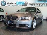 2009 Space Grey Metallic BMW 3 Series 328i Coupe #28874579