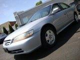 2002 Satin Silver Metallic Honda Accord EX V6 Sedan #28874864