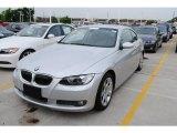 2007 Titanium Silver Metallic BMW 3 Series 335i Coupe #28875085