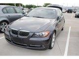 2007 Sparkling Graphite Metallic BMW 3 Series 335i Sedan #28875086