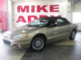 2002 Light Almond Pearl Metallic Chrysler Sebring LXi Convertible #28874874