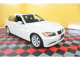 2008 Alpine White BMW 3 Series 335xi Sedan #28875100