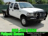 2007 Ford F350 Super Duty XLT Crew Cab 4x4 Chassis Data, Info and Specs