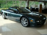 1995 Brookland Green Pearl Acura NSX Coupe #28874762