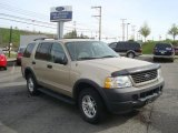 2003 Harvest Gold Metallic Ford Explorer XLS 4x4 #28874765
