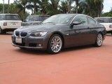 2007 Sparkling Graphite Metallic BMW 3 Series 328i Coupe #28874604