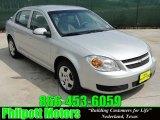 2007 Ultra Silver Metallic Chevrolet Cobalt LT Sedan #28874881