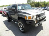 2009 Graphite Metallic Hummer H3  #28874910
