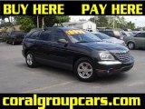 2004 Brilliant Black Crystal Pearl Chrysler Pacifica  #28875344
