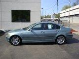 2003 Grey Green Metallic BMW 3 Series 330i Sedan #28875372