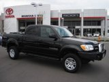 2005 Black Toyota Tundra Limited Double Cab 4x4 #28936368