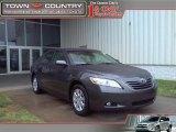 2008 Magnetic Gray Metallic Toyota Camry XLE #28937043