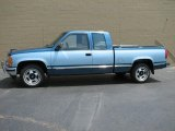 1991 Chevrolet C/K C1500 Extended Cab Data, Info and Specs