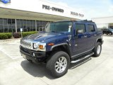 2007 All Terrain Blue Hummer H2 SUT #28936560