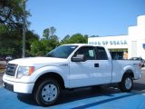 2010 Oxford White Ford F150 STX SuperCab #28936571