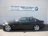 2007 Jet Black BMW 3 Series 328i Coupe #28936898