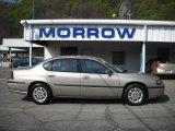 2001 Sandrift Metallic Chevrolet Impala  #28936589