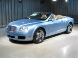 2009 Bentley Continental GTC Silverlake